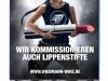 LKW Rückseite Wiedmann+Winz