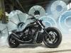 Harley-Davidson V-Rod black